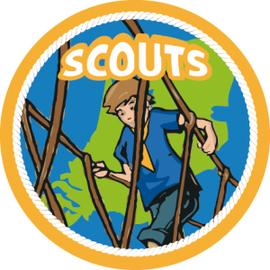 Logo Scouts - Scouting Nederland