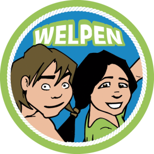 Logo Welpen - Scouting Nederland
